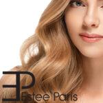 estee paris 6c warm blond-vpart-keratine extensions-hairextensions-tape extensions-