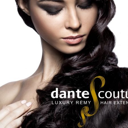 Dante Couture, Flip-In ore Clip-In Your Hair. 45cm wavy 50% Korting