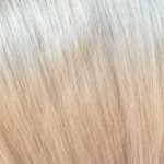 V-Part haarstuk kleur 60 platinablond