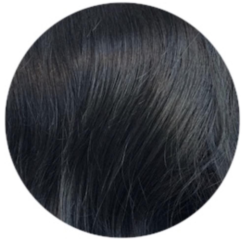 Tape Extensions 50 cm Kleur:1 zwart
