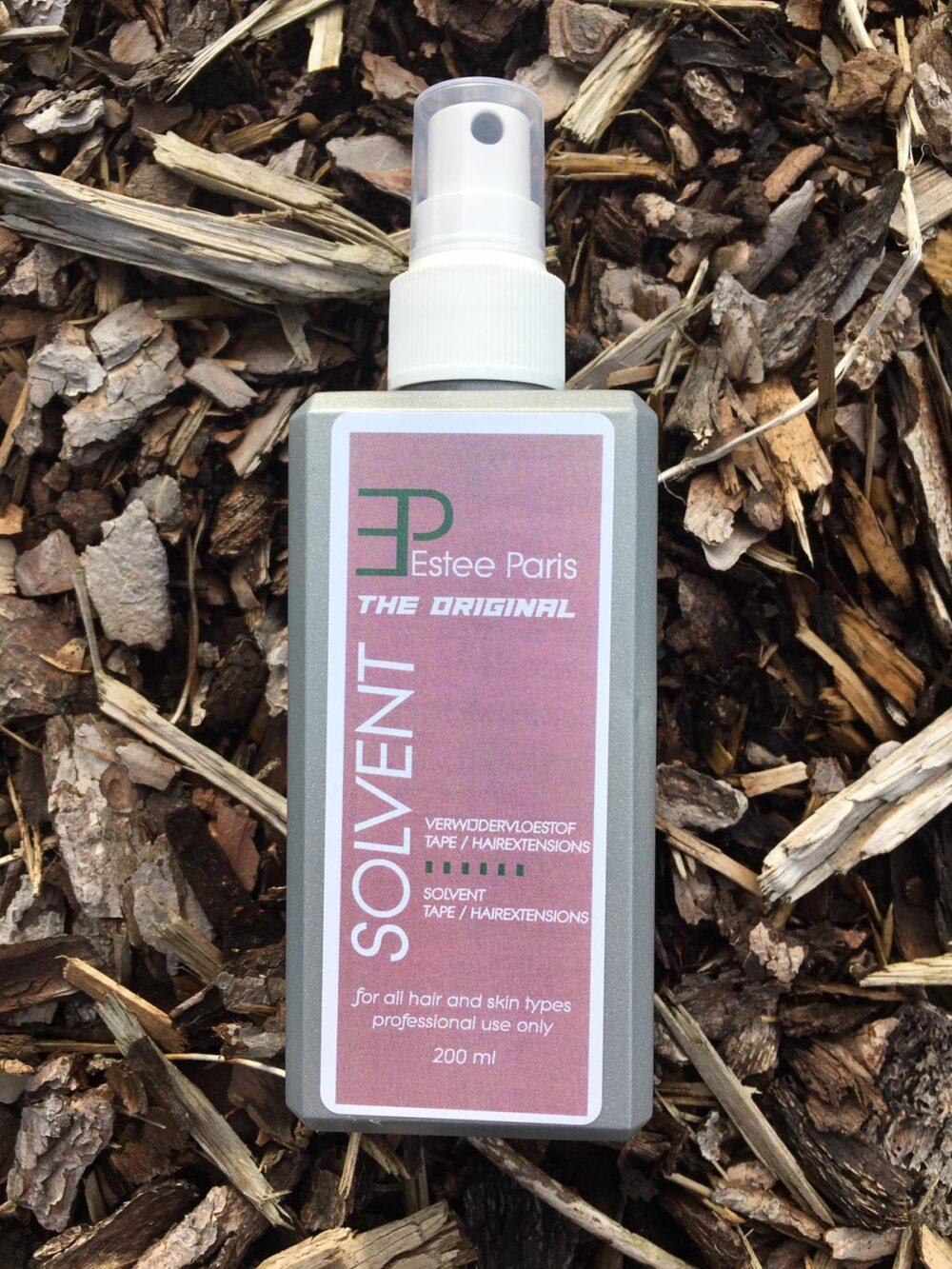verwijdervloeistof hairextensiosn - tape extensions