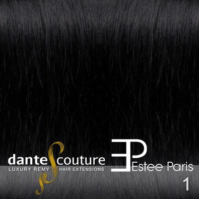 EsteeParis Dante Couture hair extensions kleur 1