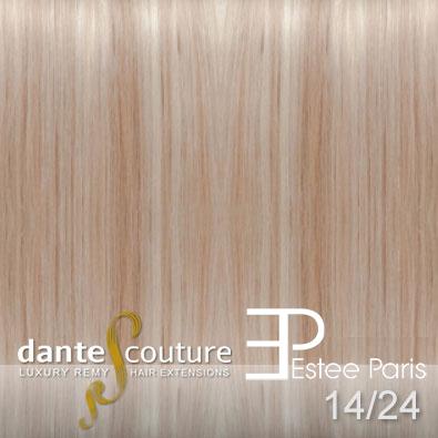 EsteeParis Dante Couture hair extensions kleur 14 24