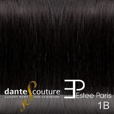 EsteeParis Dante Couture hair extensions kleur 1b