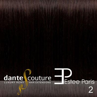EsteeParis Dante Couture hair extensions kleur 2