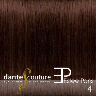 EsteeParis Dante Couture hair extensions kleur 4