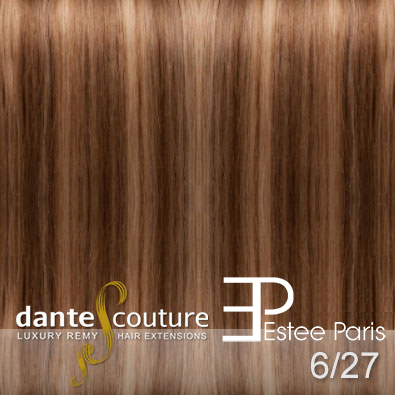 EsteeParis Dante Couture hair extensions kleur 6 27