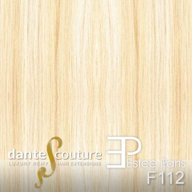 EsteeParis Dante Couture hair extensions kleur f112