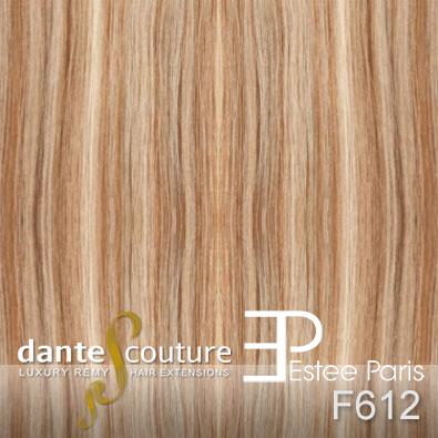 EsteeParis Dante Couture hair extensions kleur f612