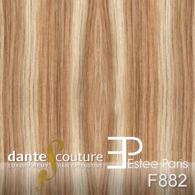 EsteeParis Dante Couture hair extensions kleur f882