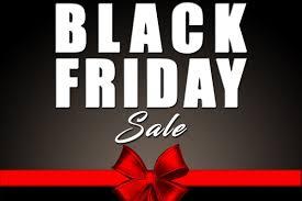 Black Friday Sales -50% & 60% korting