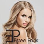 V-Part Haarwerk 50cm kleur 60-8 mix ash blond