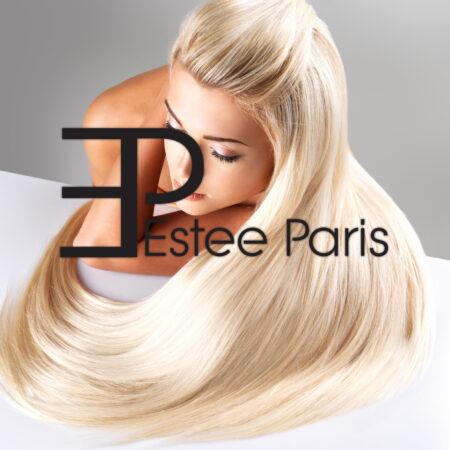 hairextensions estee paris 613 ash