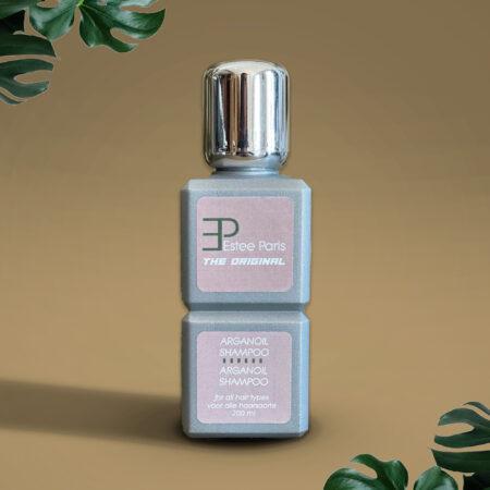 moroccon oil shampoo -Estee Paris Aragan Oil Shampoo voor Hairextensions