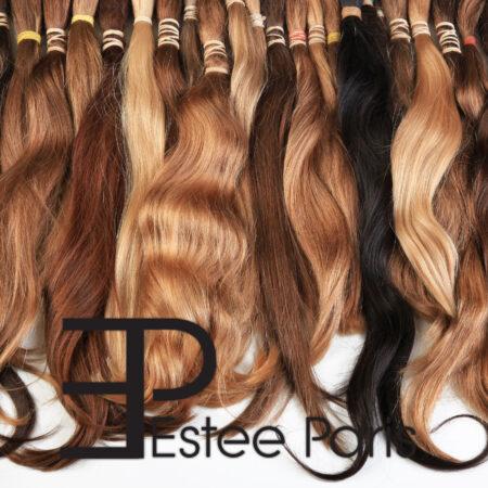 Kleur-Samples Estee Paris hair 1,95 per stuk!