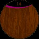 great hair kleur 14